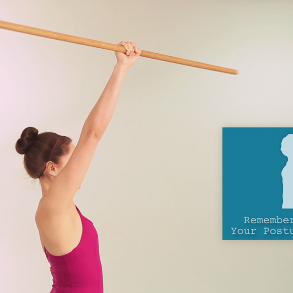 Remember your posture