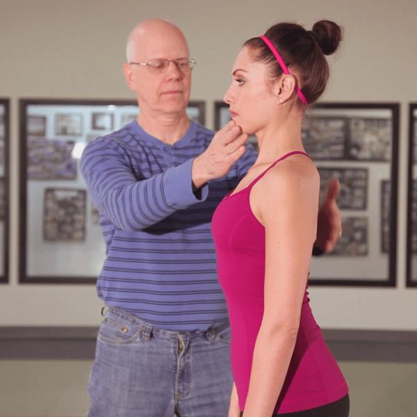 setting up posture